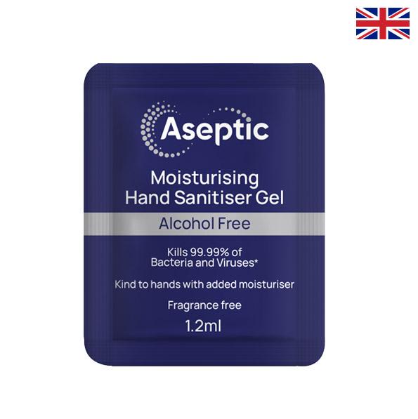 Moisturising Hand Sanitiser Single Sachet